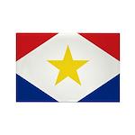 Saba Rectangle Magnet (100 pack)