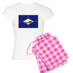 Sint Eustatius Women's Light Pajamas