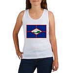 Sint Eustatius Women's Tank Top