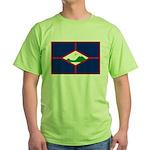 Sint Eustatius Green T-Shirt