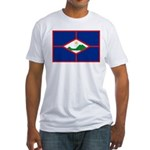 Sint Eustatius Fitted T-Shirt