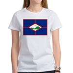 Sint Eustatius Women's T-Shirt
