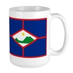 Sint Eustatius Large Mug