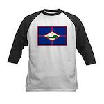 Sint Eustatius Kids Baseball Jersey