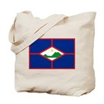 Sint Eustatius Tote Bag