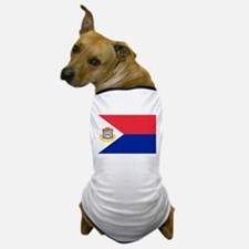 Sint Maarten Dog T-Shirt