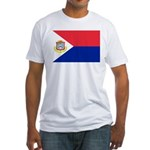 Sint Maarten Fitted T-Shirt