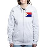 Sint Maarten Women's Zip Hoodie