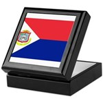 Sint Maarten Keepsake Box