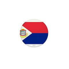 Sint Maarten Mini Button (100 pack)