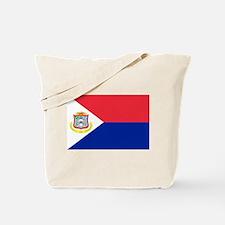 Sint Maarten Tote Bag