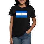 Nicaragua Women's Dark T-Shirt