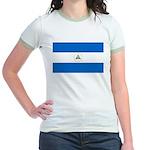 Nicaragua Jr. Ringer T-Shirt