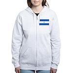Nicaragua Women's Zip Hoodie