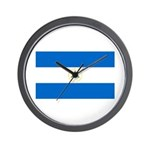 Nicaragua Wall Clock
