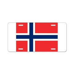Norway Aluminum License Plate