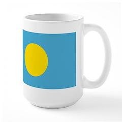 Palau Large Mug