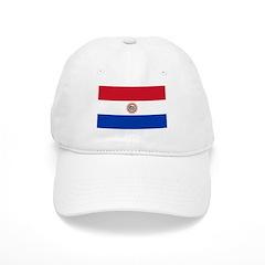 Paraguay Baseball Cap