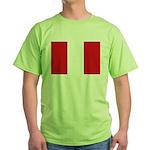 Peru Green T-Shirt