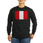 Peru Long Sleeve Dark T-Shirt