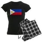 Philippines Women's Dark Pajamas