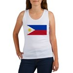 Philippines Women's Tank Top