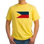 Philippines Yellow T-Shirt
