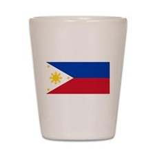 Philippines Shot Glass