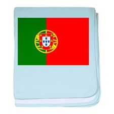 Portugal baby blanket