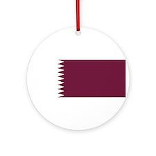 Qatar Ornament (Round)
