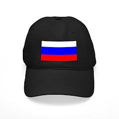 Russia Baseball Hat