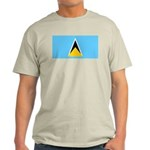 Saint Lucia Light T-Shirt