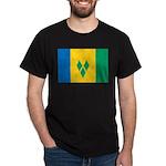 Saint Vincent and the Grenadi Dark T-Shirt