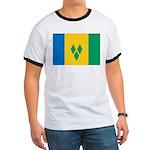 Saint Vincent and the Grenadi Ringer T