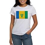 Saint Vincent and the Grenadi Women's T-Shirt
