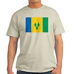 Saint Vincent and the Grenadi Light T-Shirt