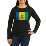 Saint Vincent and the Grenadi Women's Long Sleeve