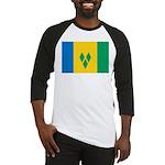 Saint Vincent and the Grenadi Baseball Jersey