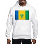 Saint Vincent and the Grenadi Hooded Sweatshirt