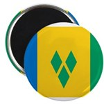 Saint Vincent and the Grenadi Magnet