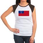 Samoa Women's Cap Sleeve T-Shirt