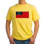 Samoa Yellow T-Shirt