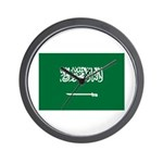 Saudi Arabia Wall Clock