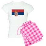 Serbia Women's Light Pajamas