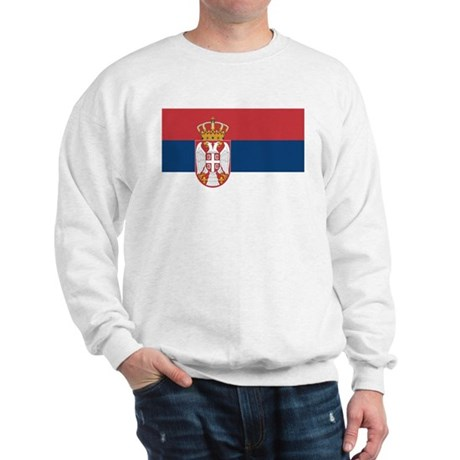 Serbia Sweatshirt