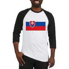 Slovakia Baseball Jersey