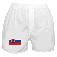 Slovakia Boxer Shorts