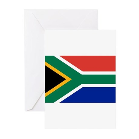 South Africa Greeting Cards (Pk of 20)