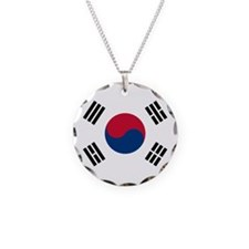 South Korea Necklace