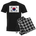 South Korea Men's Dark Pajamas